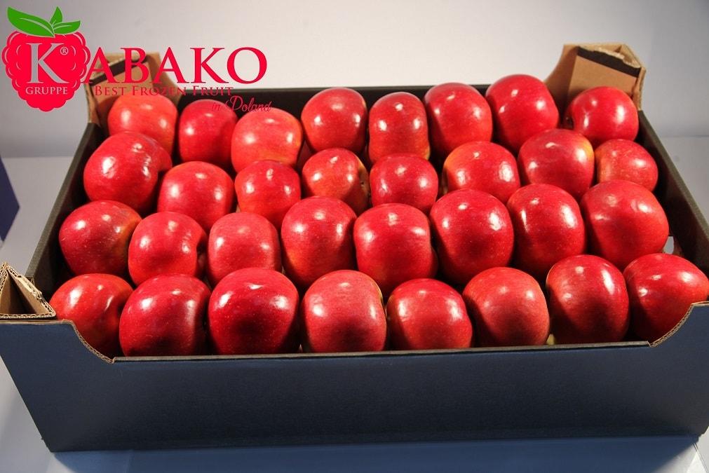Frozen (IQF) Apples 32