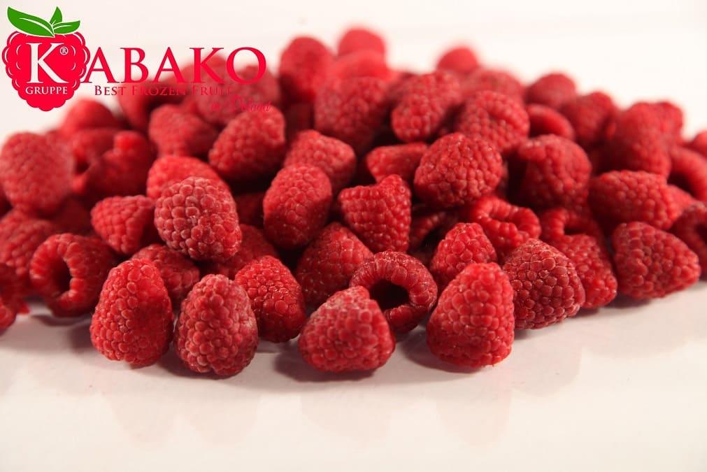 Frozen (IQF) Raspberries 8