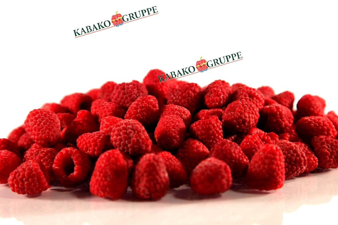 Frozen (IQF) Raspberries 52