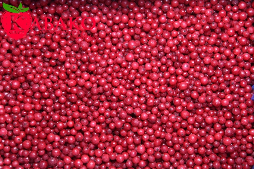 Frozen (IQF) Red Currants 15