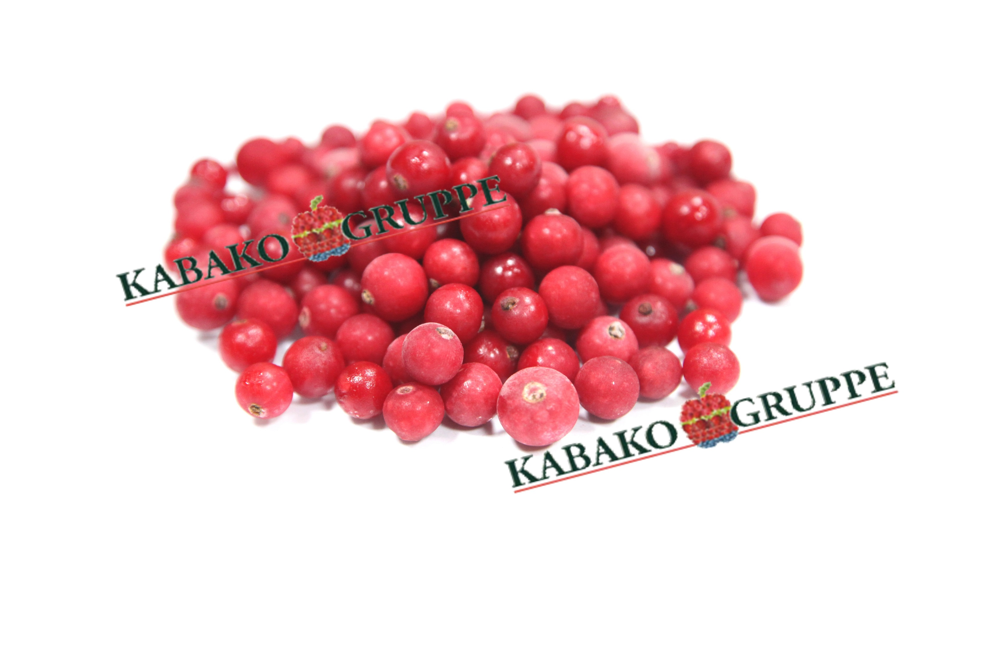 Frozen (IQF) Red Currants 22