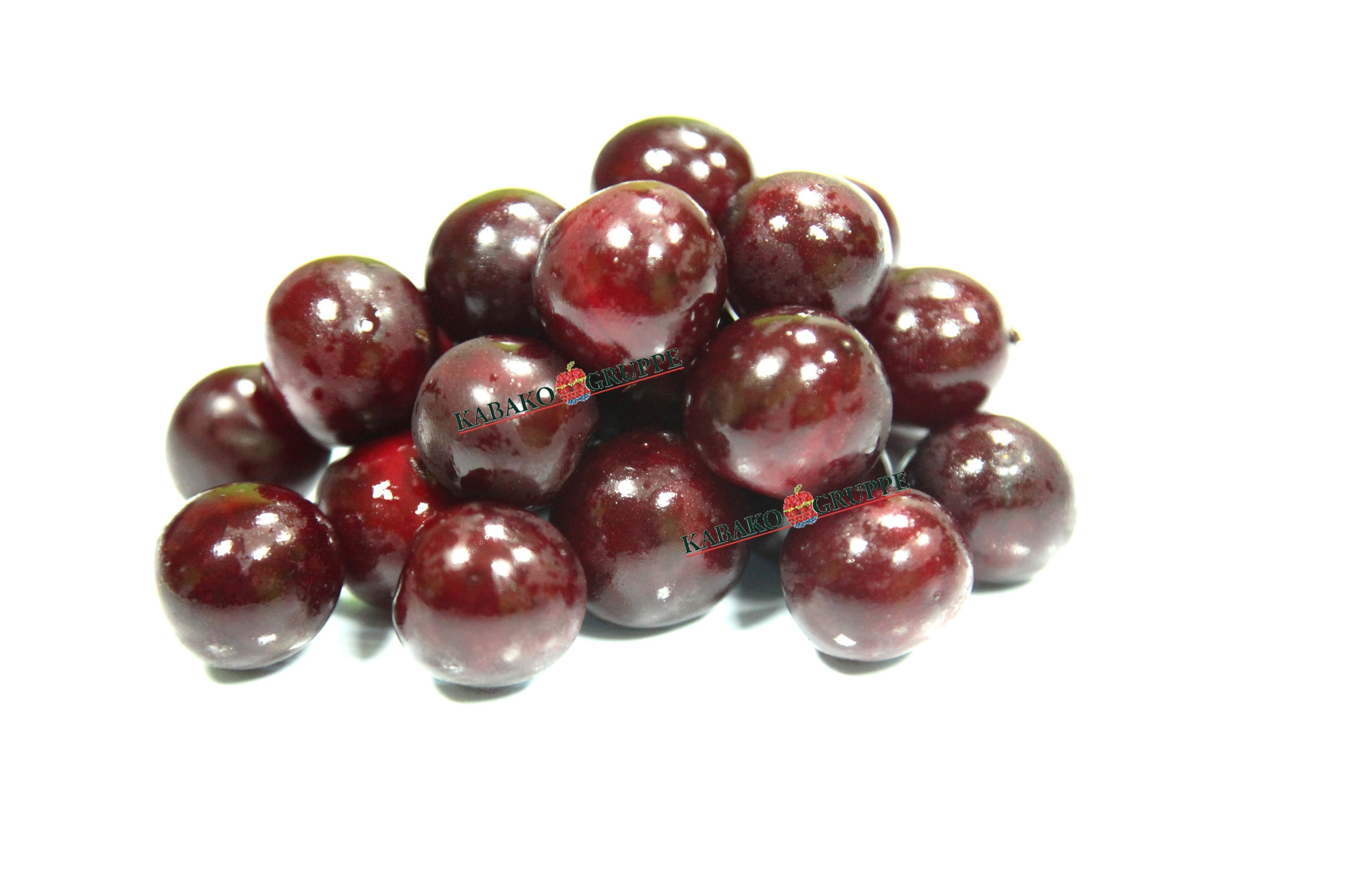 Frozen (IQF) Sour Cherries 8